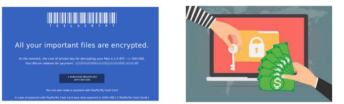 Ransomware tehlikesi: Şirketinizi Koruyun